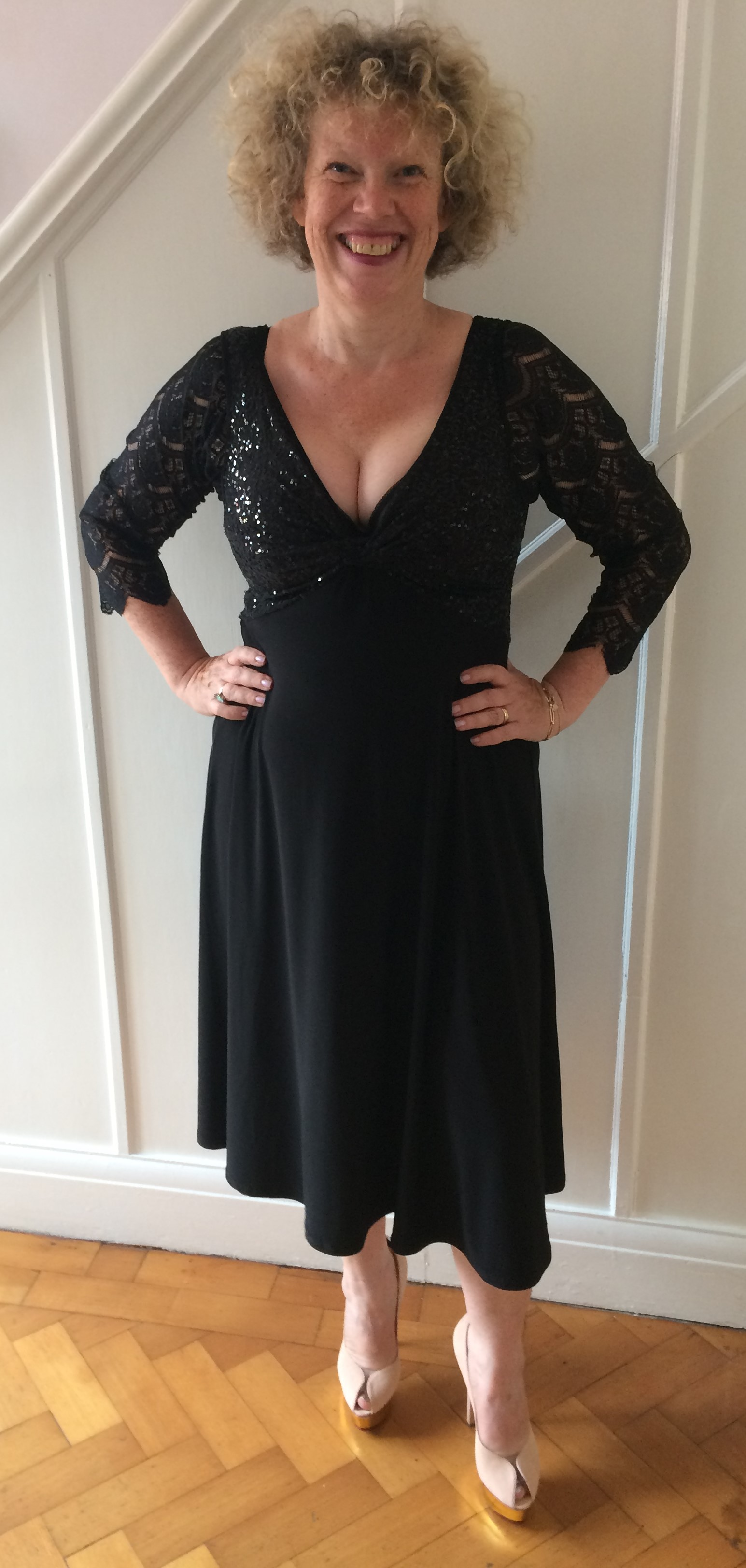 Fifty plus cocktail dresses